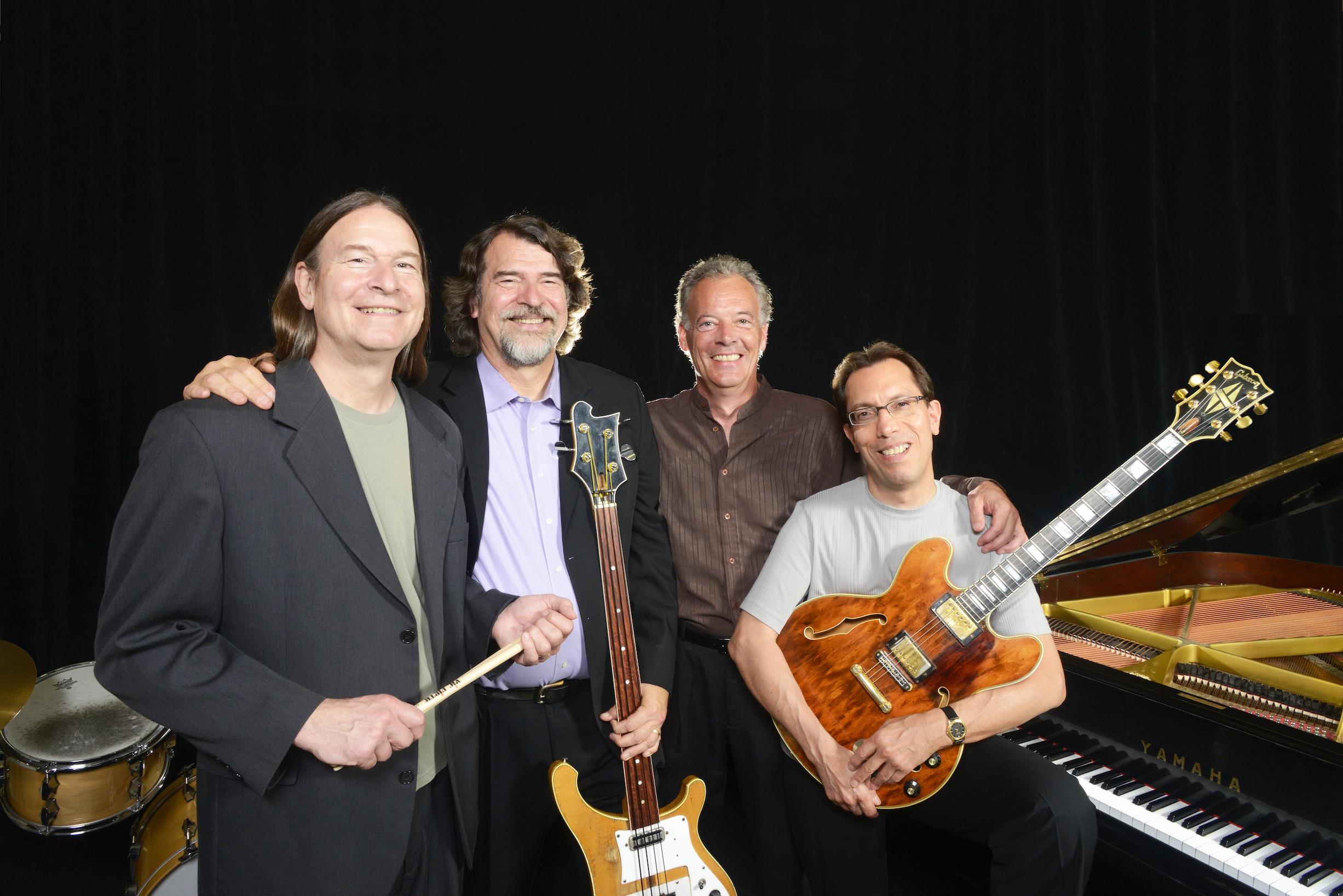Brubeck Brothers Quartet At The Franklin Center