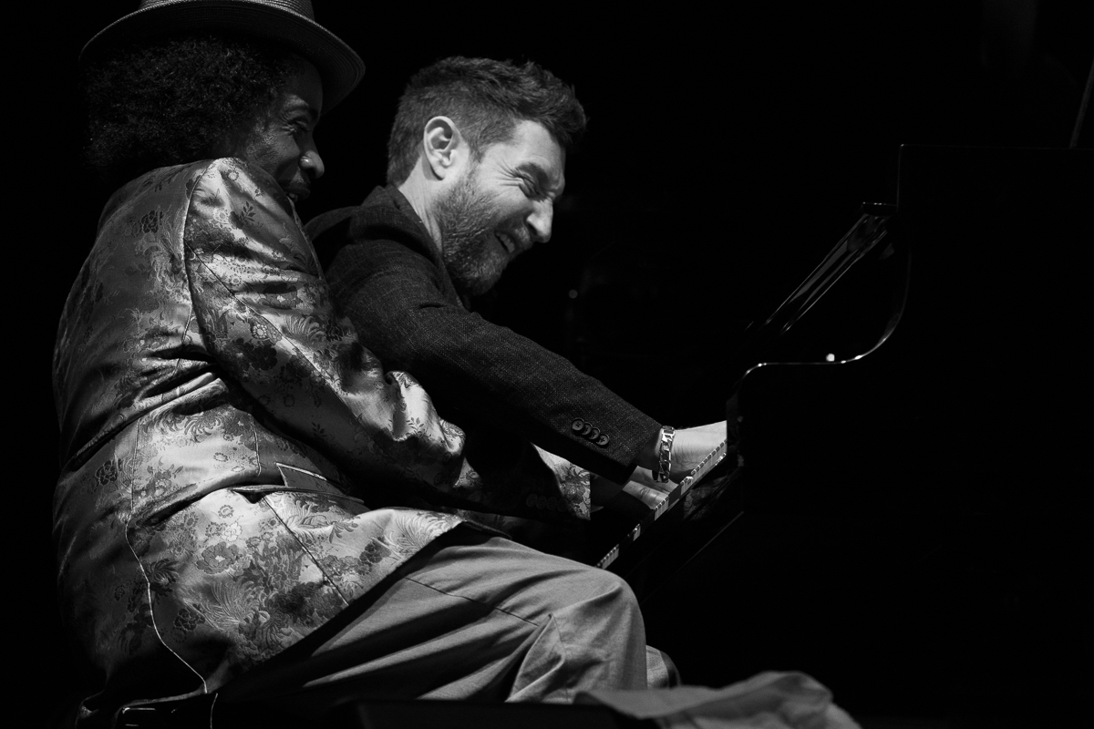 Jhonny O´neal And Benny Green (four-handed)