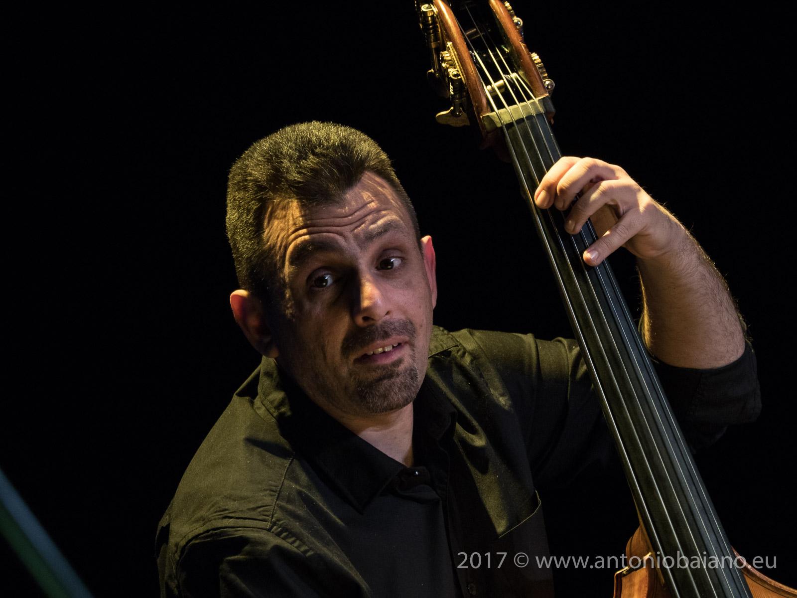 "Davide Liberti - ""Voices"", Moncalieri Jazz Festival"