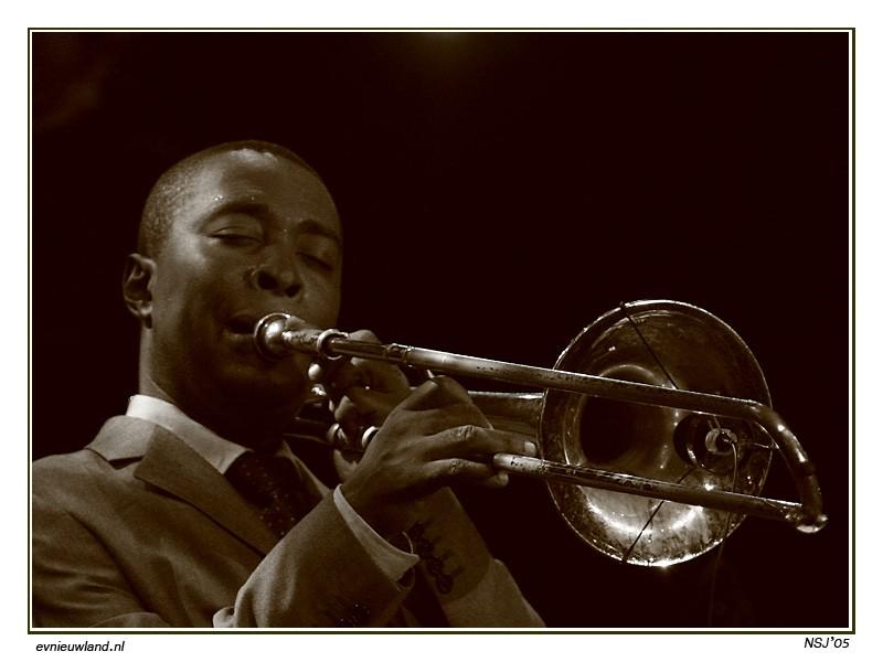 Afro Cuban All Stars Trompetist