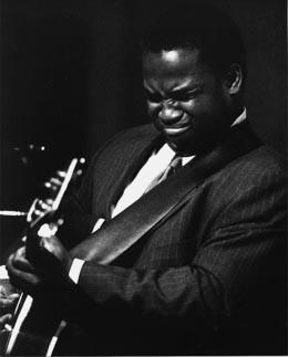 Russell Malone, 2000 @ The Jazz Bakery La