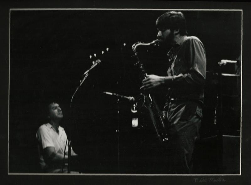 Steve Rudolph & Chris Bacas