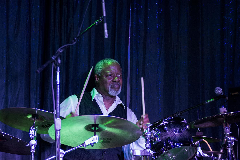Leon Joyce at San Jose Jazz Summer Fest 2017