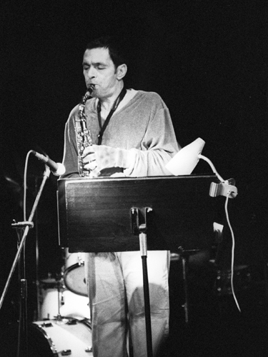 Art Pepper 0212601 Images of Jazz