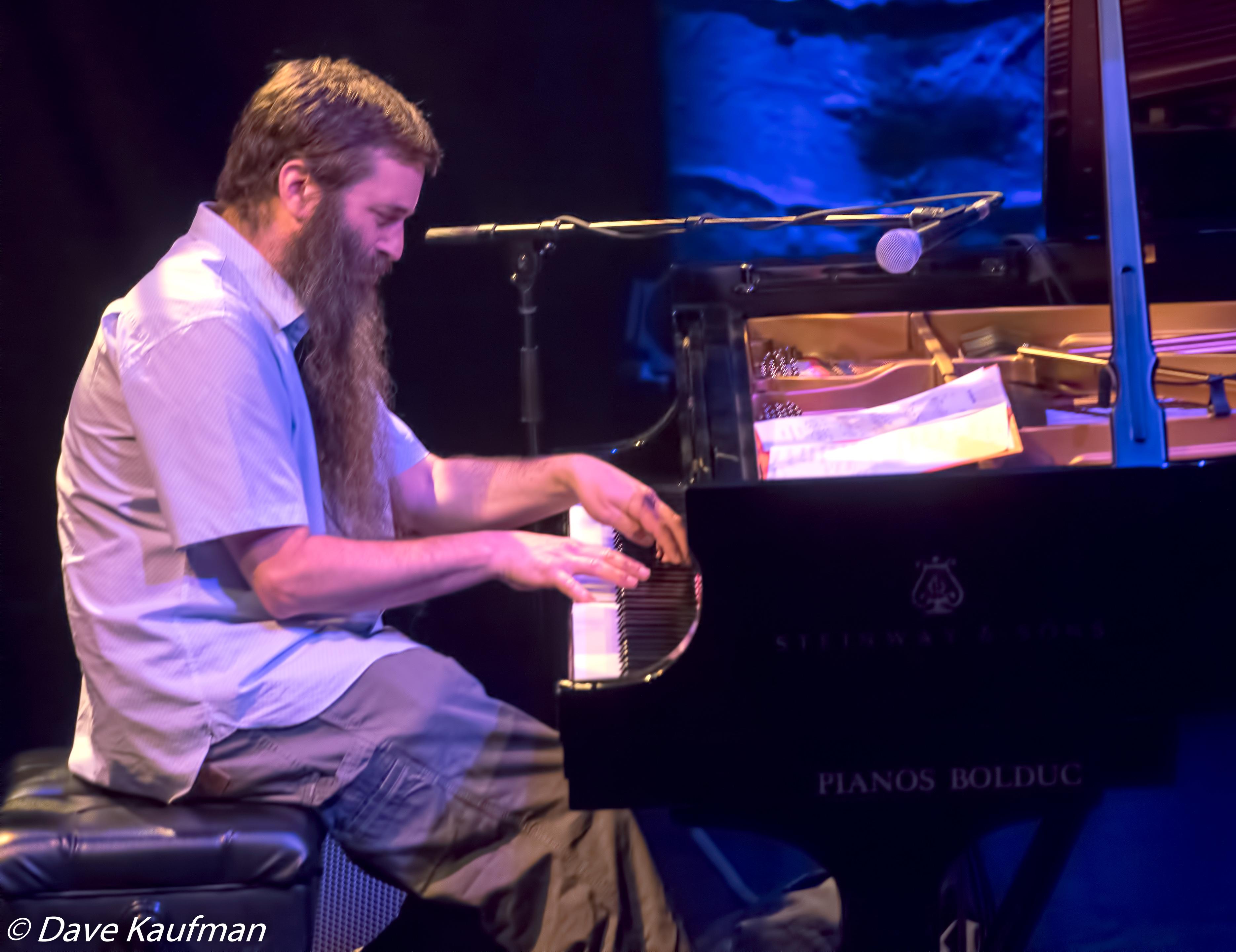 Jamie Saft At The Montreal International Jazz Festival 2018