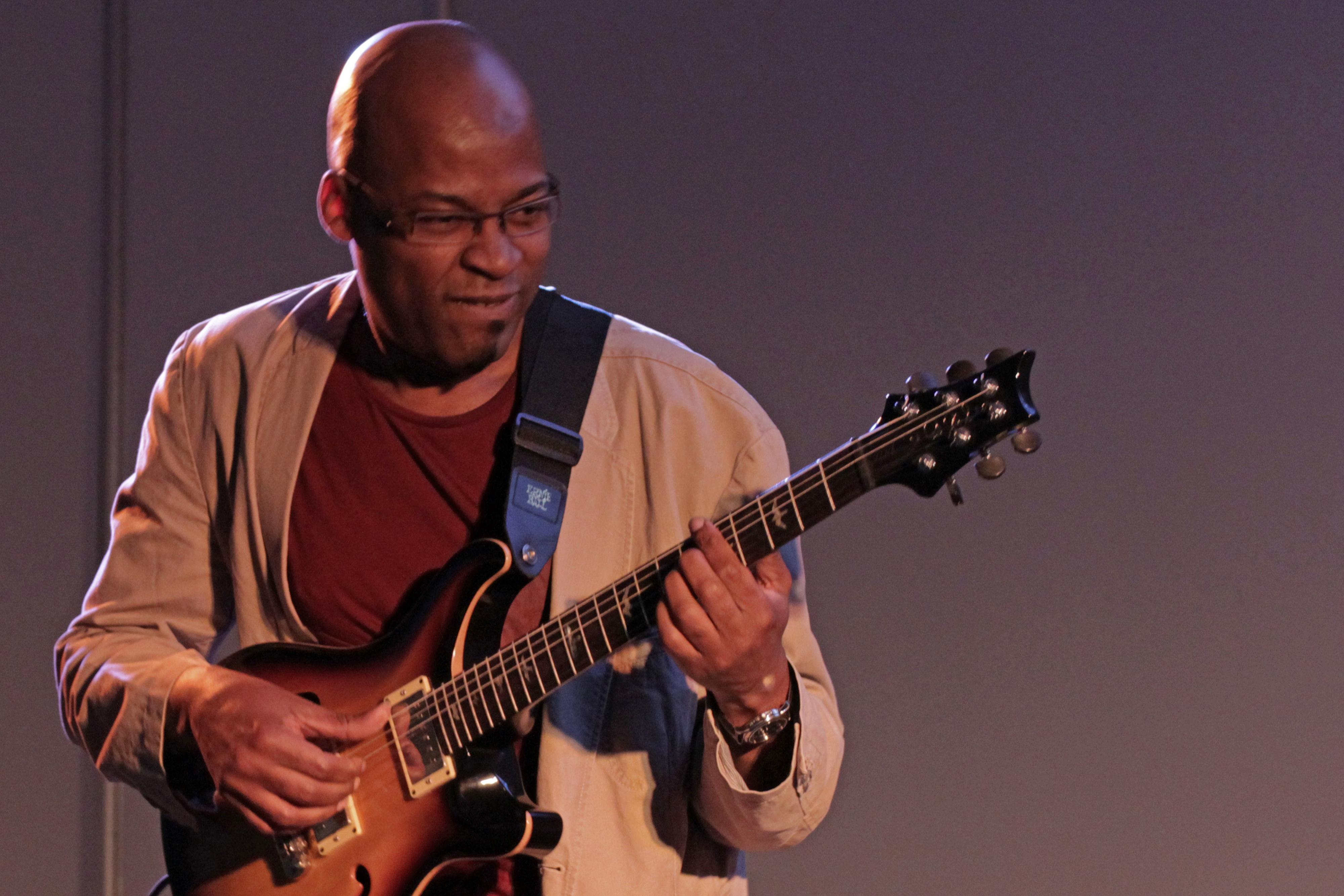 Lionel loueke at tri-c jazzfest cleveland 2013