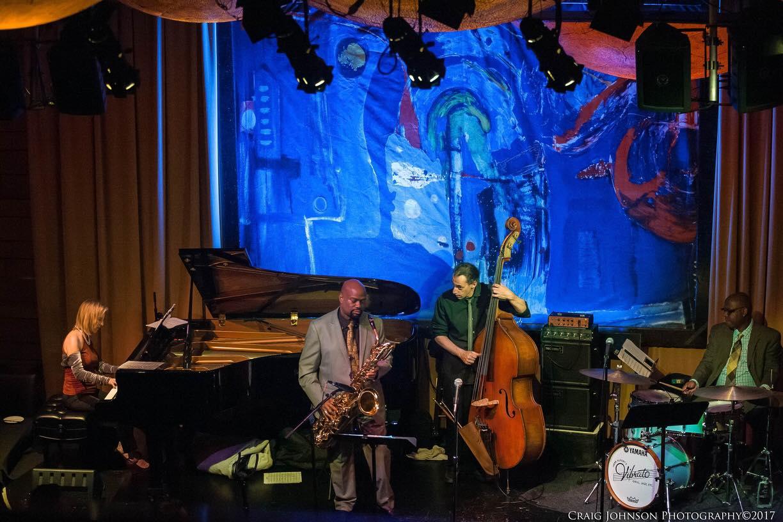 Dale Fielder Quartet @ Vibrato Grill Jazz