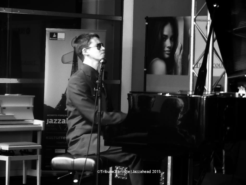 Justin Kauflin at Jazz Ahead