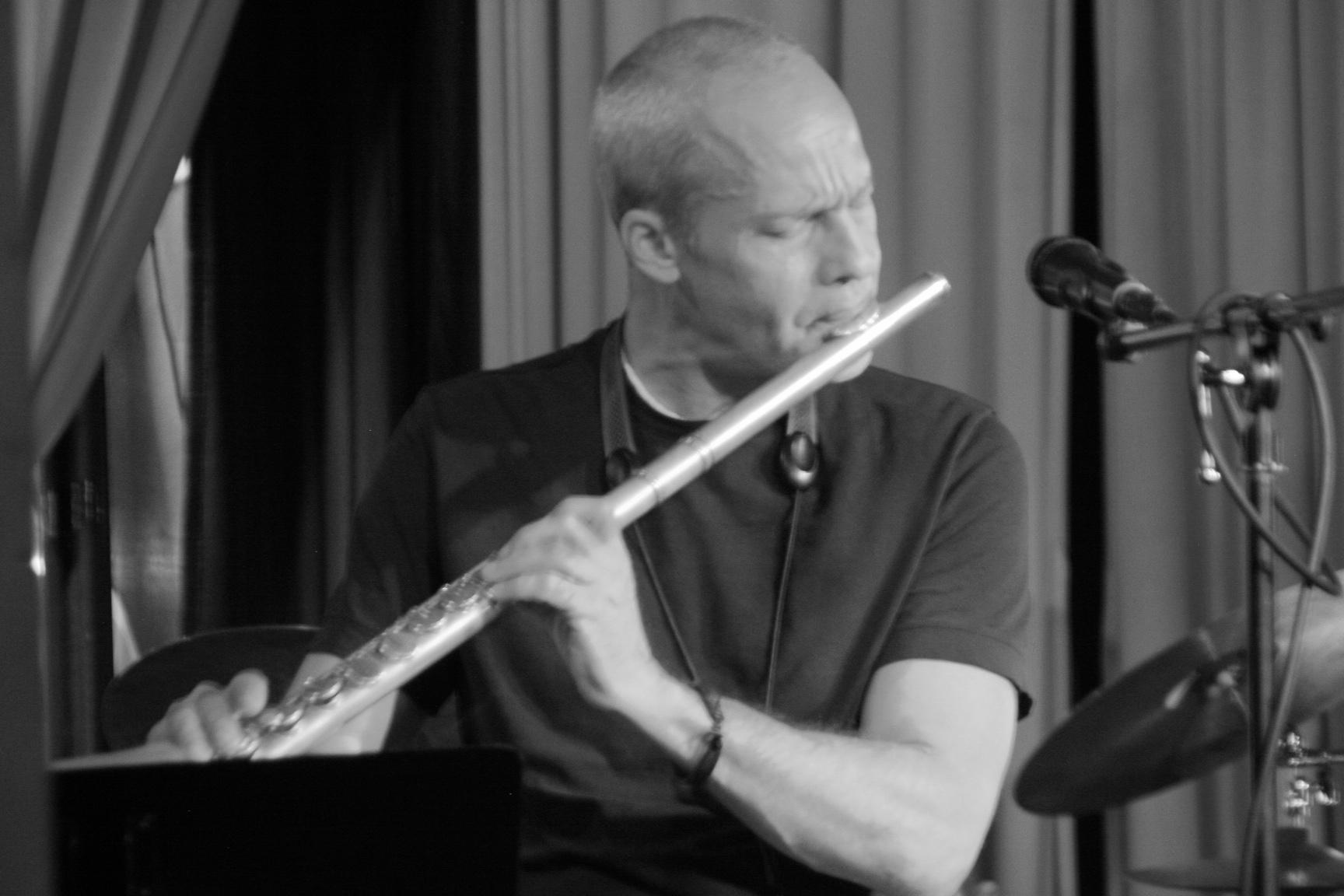 Dennis Mitcheltree, alto flute 2019