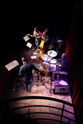 Tam de Villiers Quartet at Studio de L'Ermitage, Paris