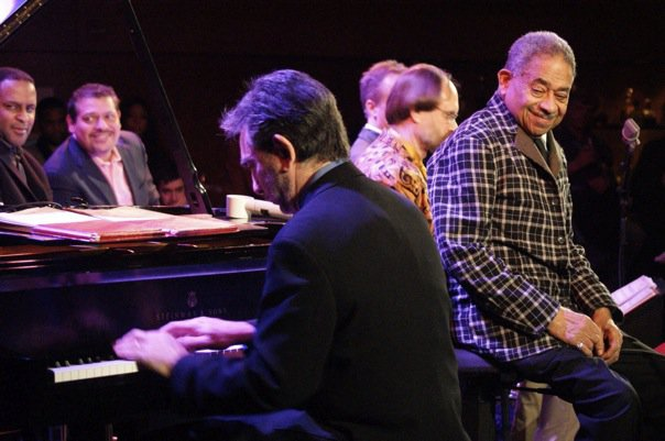 Frank Wess Turns 88 at Dizzy's Club Coca Cola