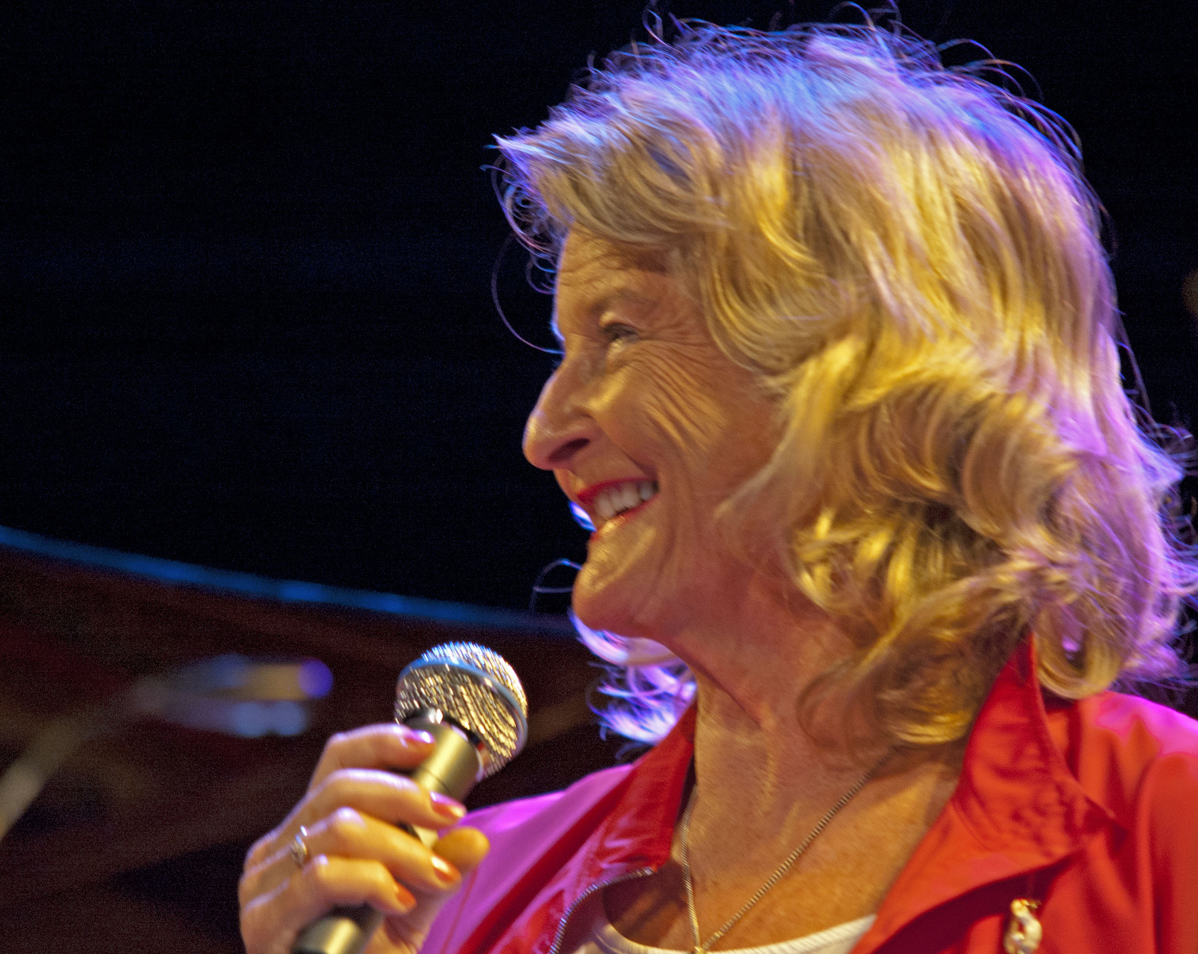 Karin Krog/Bengt Hallberg, 2011 Oslo Jazz Festival