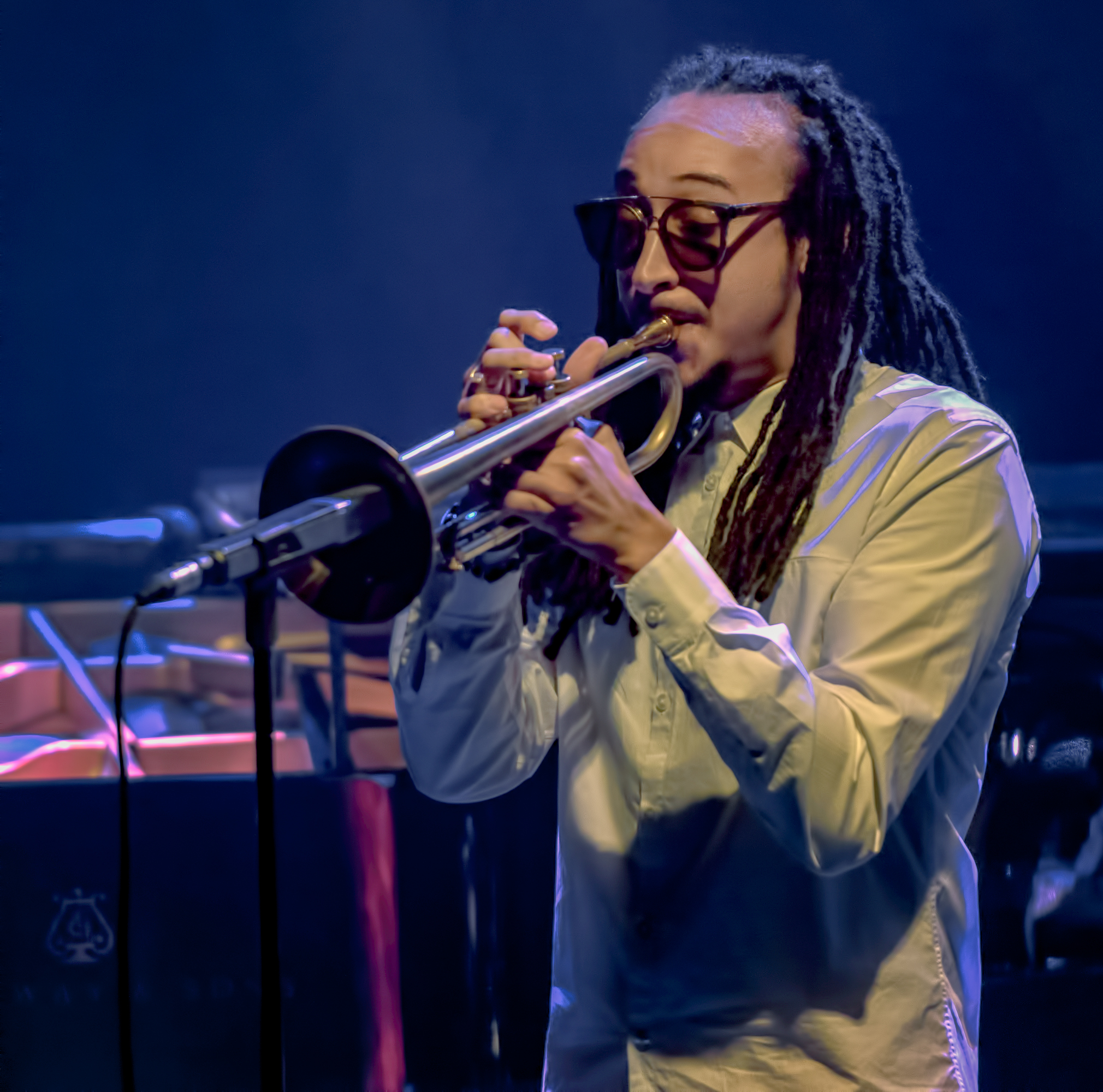 Theo Croker At The Montreal International Jazz Festival 2018