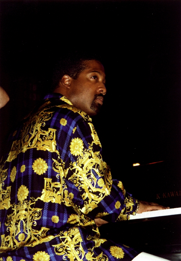 2001-08-29 Eric Reed (the Art of 4), Red Sea Jazz Festival, Eilat, Israel