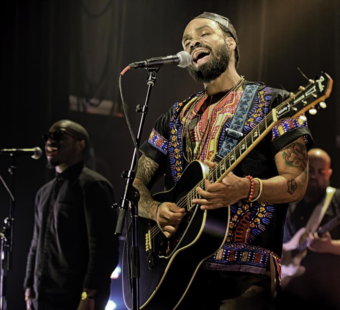 Bilal at The Montreal International Jazz Festival 2016