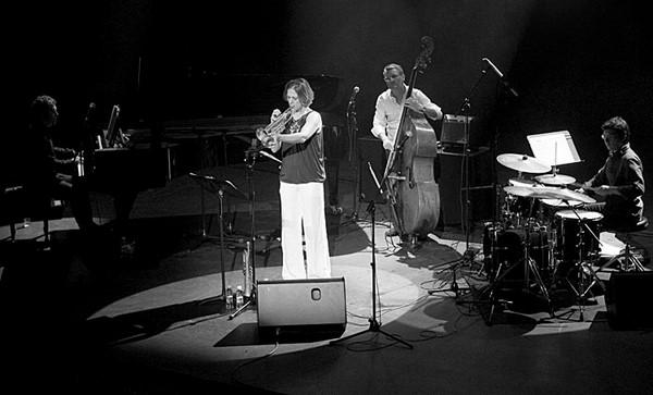 Ingrid Jensen & Gonzalo Tejada / Vitoria Jazz 2009