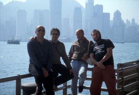 Roberto Magris Quartet in Hong Kong