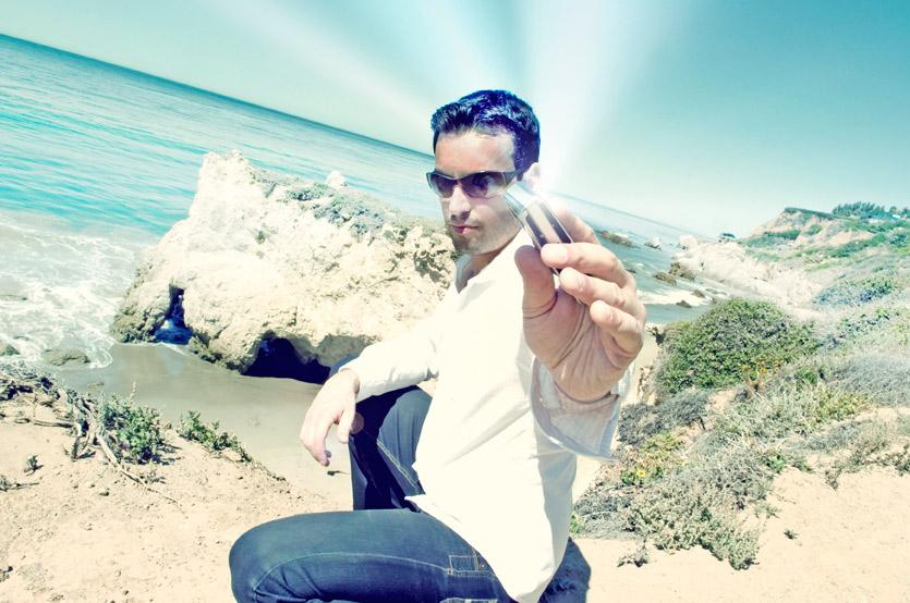 David Herzhaft harmonica player