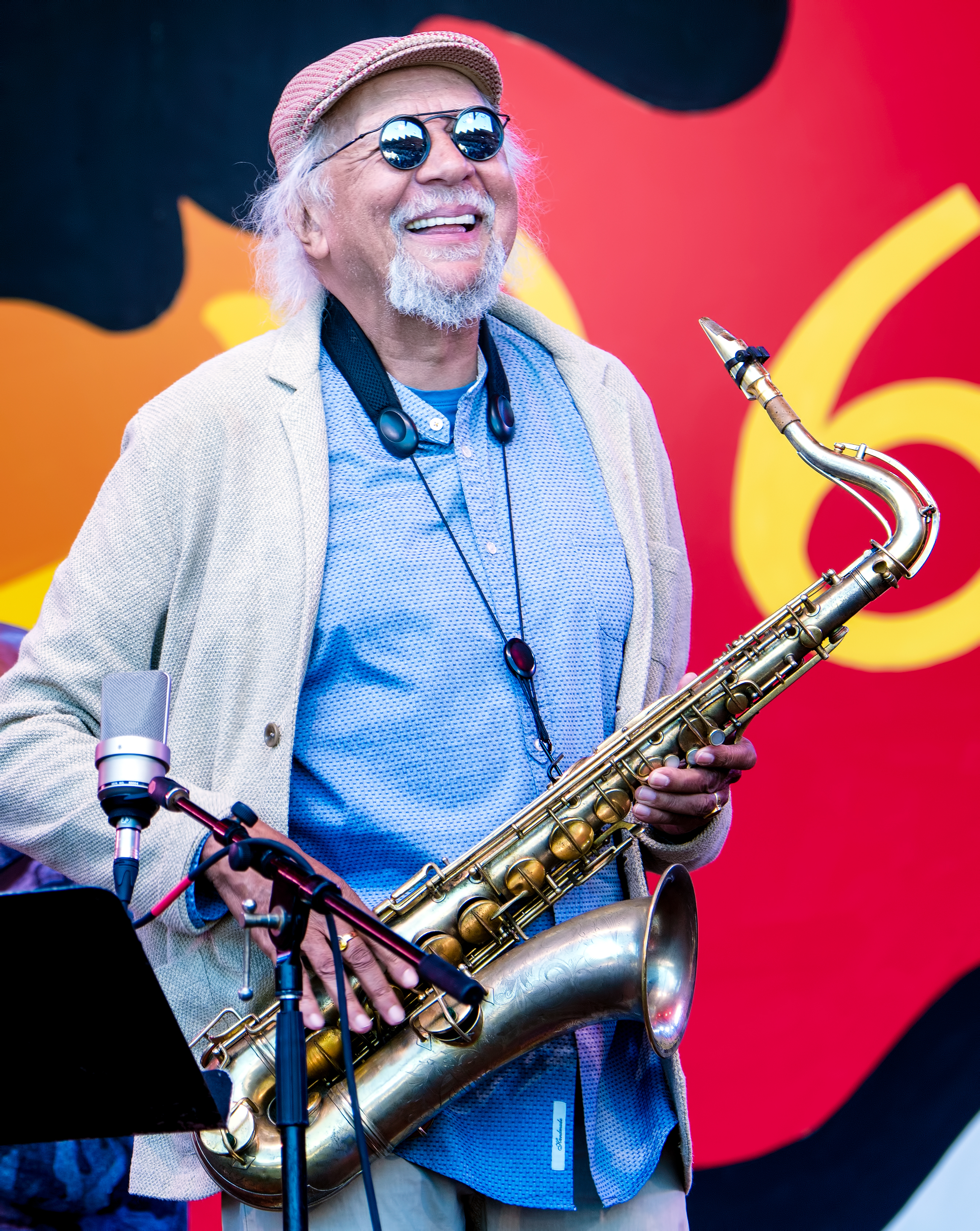 Charles Lloyd and the Marvels at the Monterey Jazz Festival 2018
