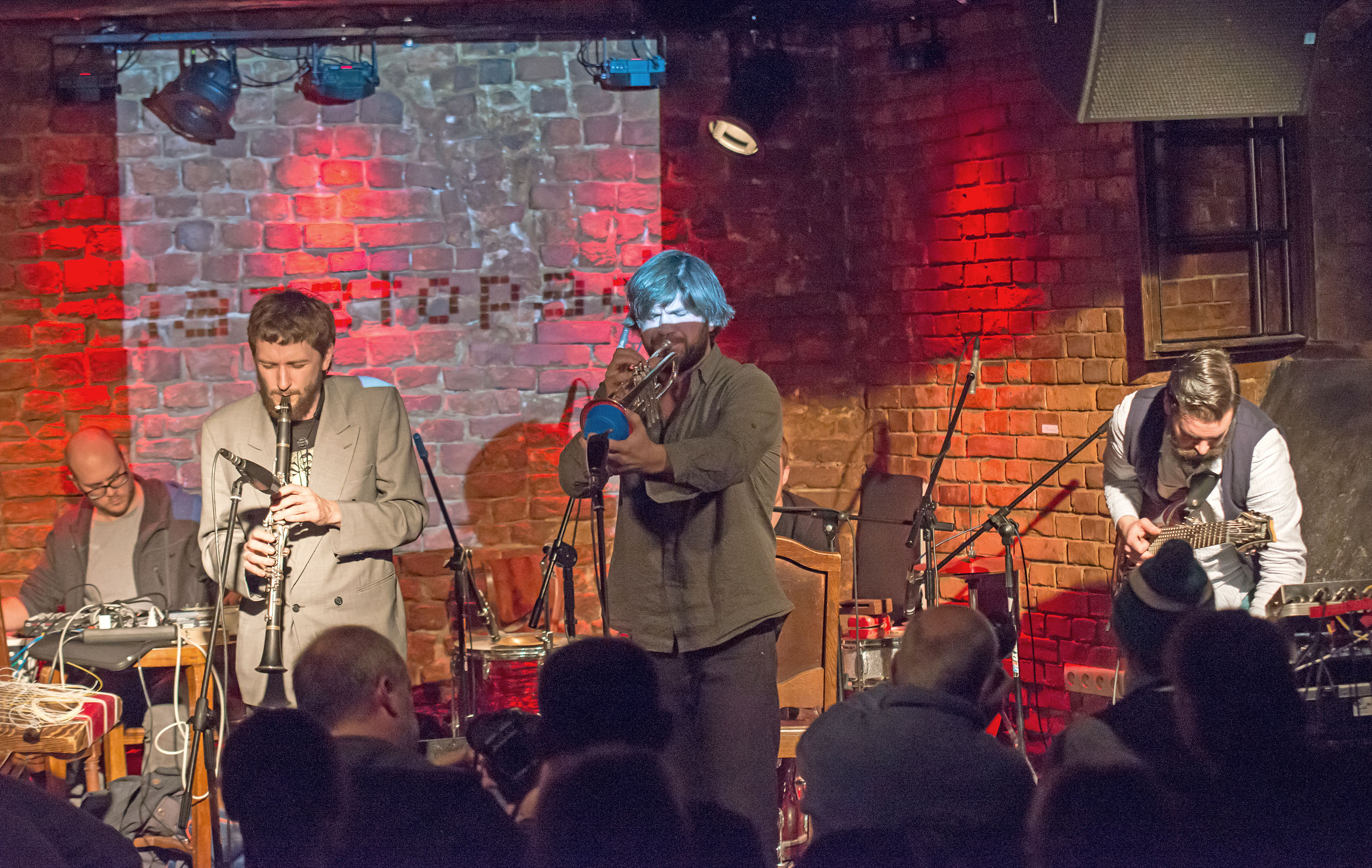 Melting pot: made in wroclaw @ jazztopad 2013