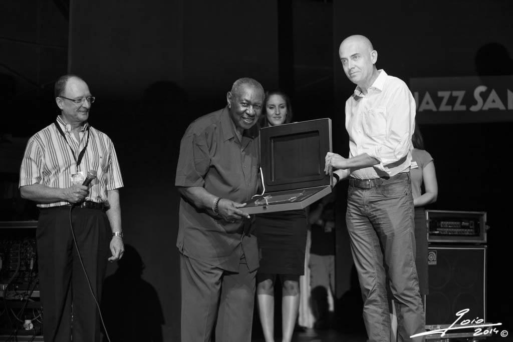 Premio San Javier 2014-Freddy Cole