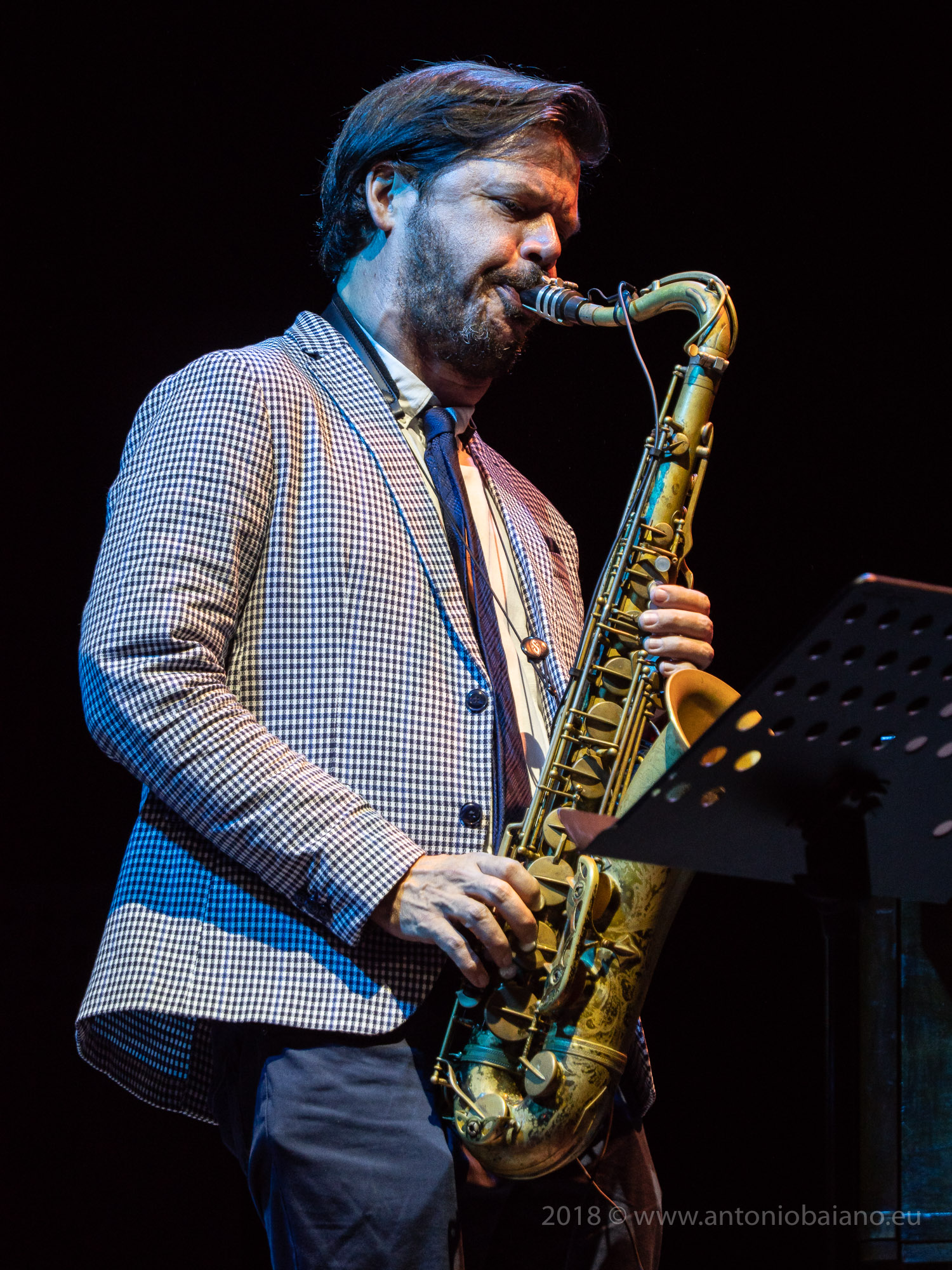Seamus Blake - TJF 2018