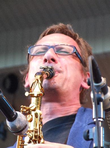 2006 Chicago Jazz Festival, Saturday: Frank Gratkowski Handled the Shrieks/Squeals Department with Dutch Band, Bik Bent Braam