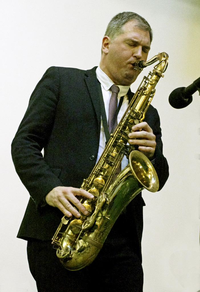 Simon Spillett Quartet Celebrates Tubby Hayes