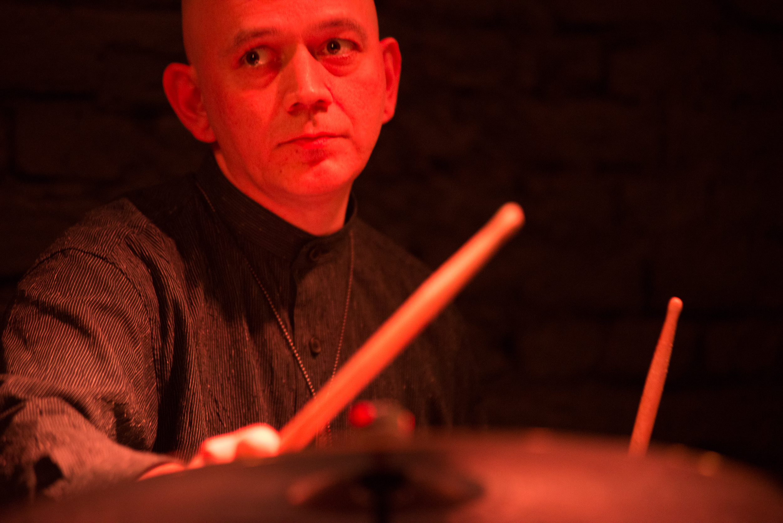 Andy Sheppad Quartet in Control Club, Bucharest, december 2018