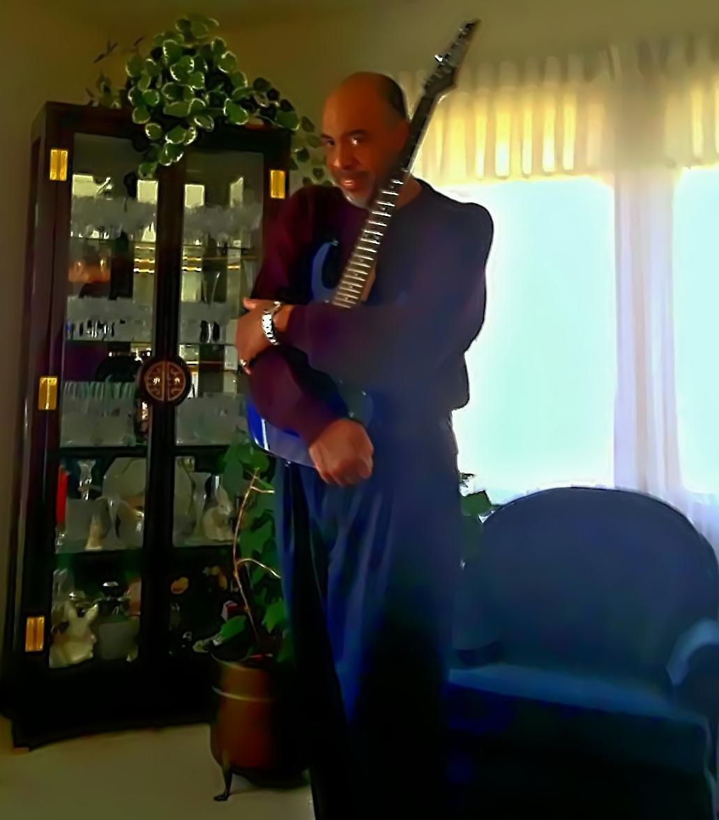 f. Gregory Holland Composer Guitarist