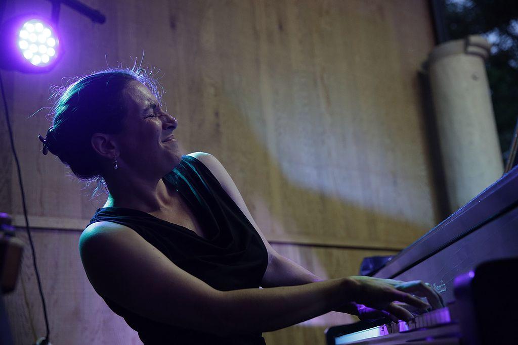 Marina Albero At The Ballard Jazz Festival