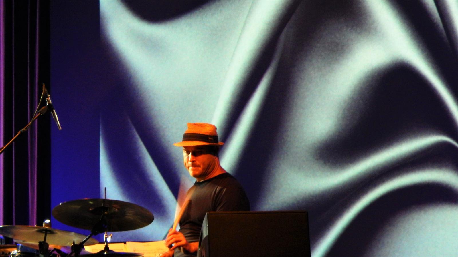 Ben Perowsky at Getxo jazz 2016