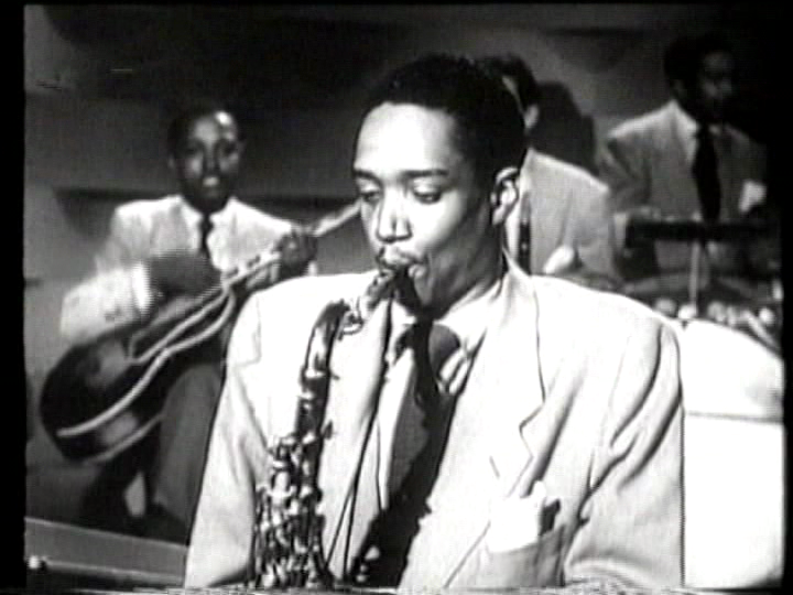 Wardell in Basie Band