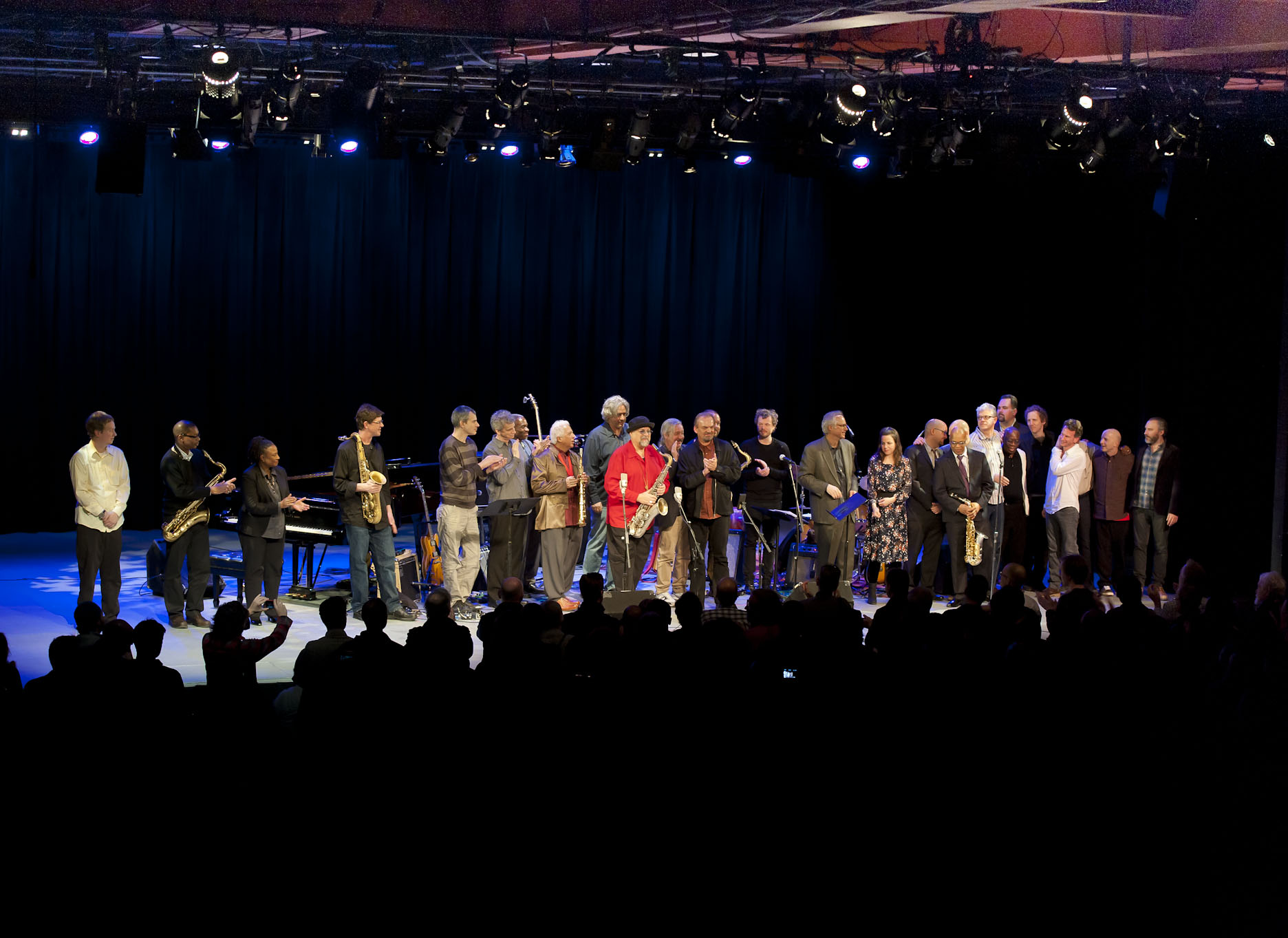 A Tribute to Paul Motian at Symphony Space March 22, 2013