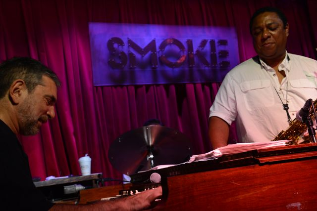 Mike Ledonne W/vincent Herring @smoke