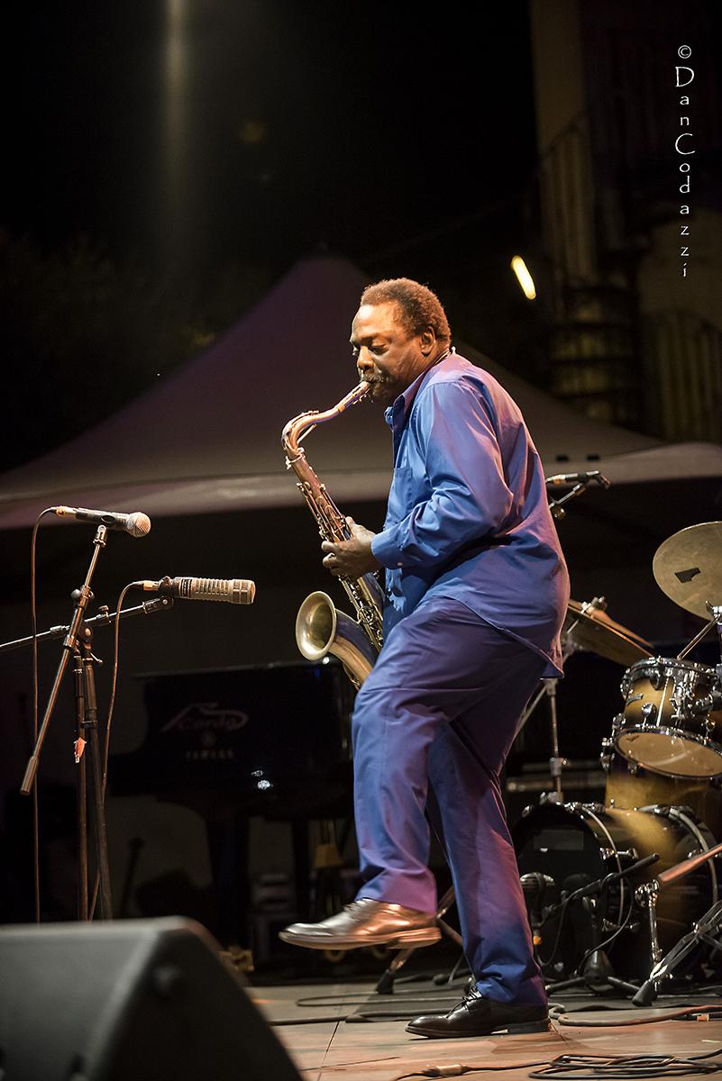 David Murray at Sant'Anna Arresi jazz Festival 201