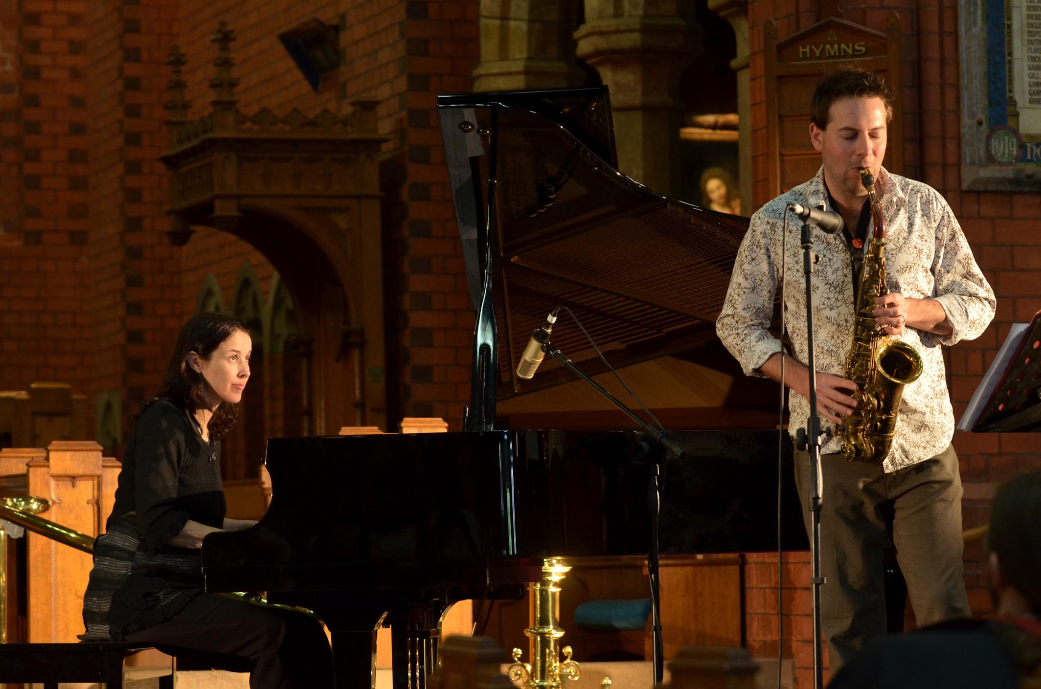 Andrea Keller & Tim Wilson