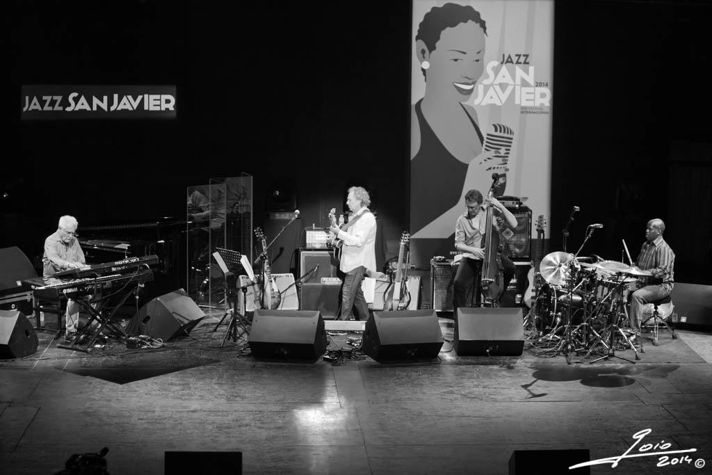 Lee Ritenour - Dave Grusin Band-2014