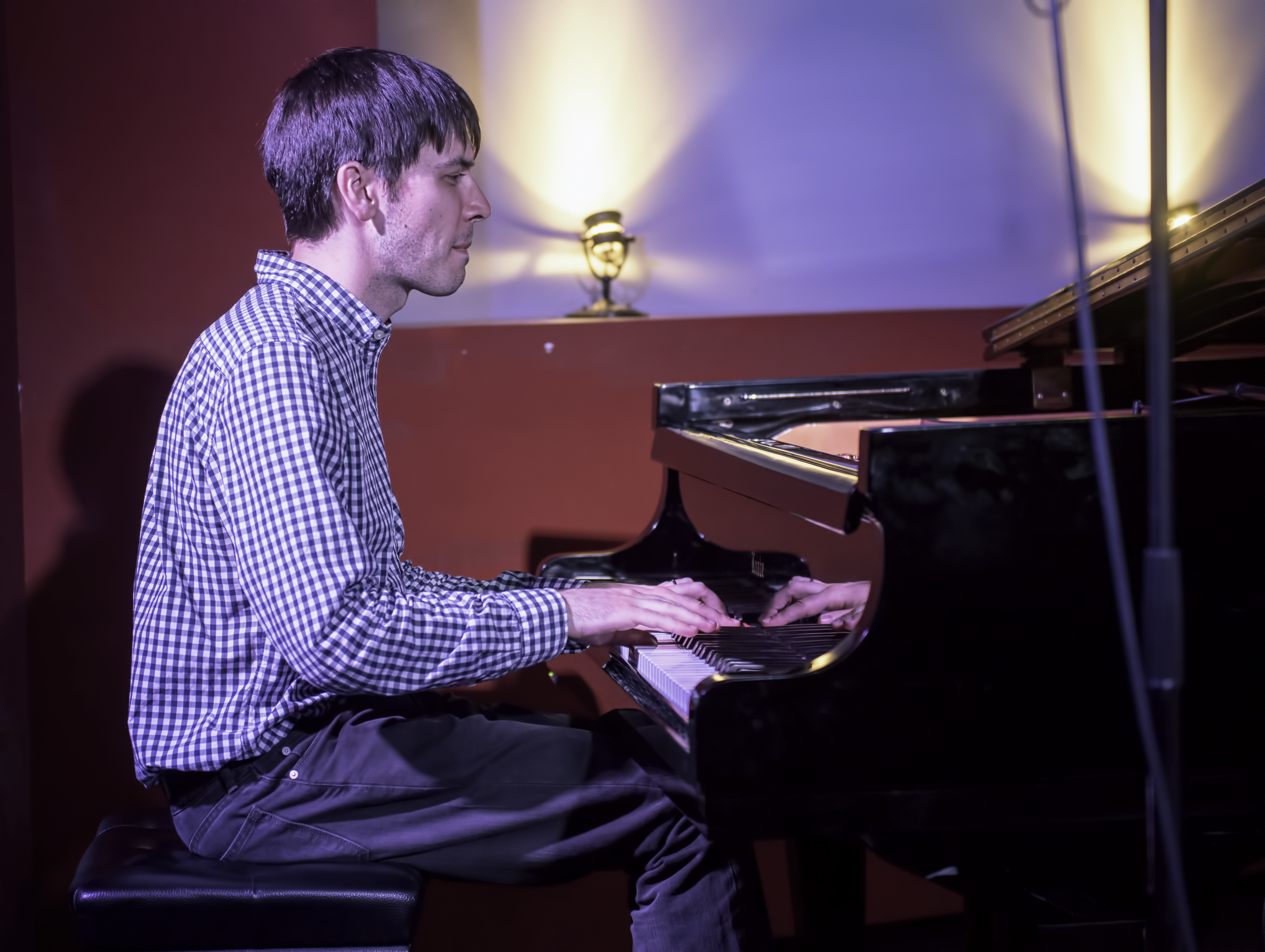 Glenn Zaleski with Trio at the Nash in Phoenix