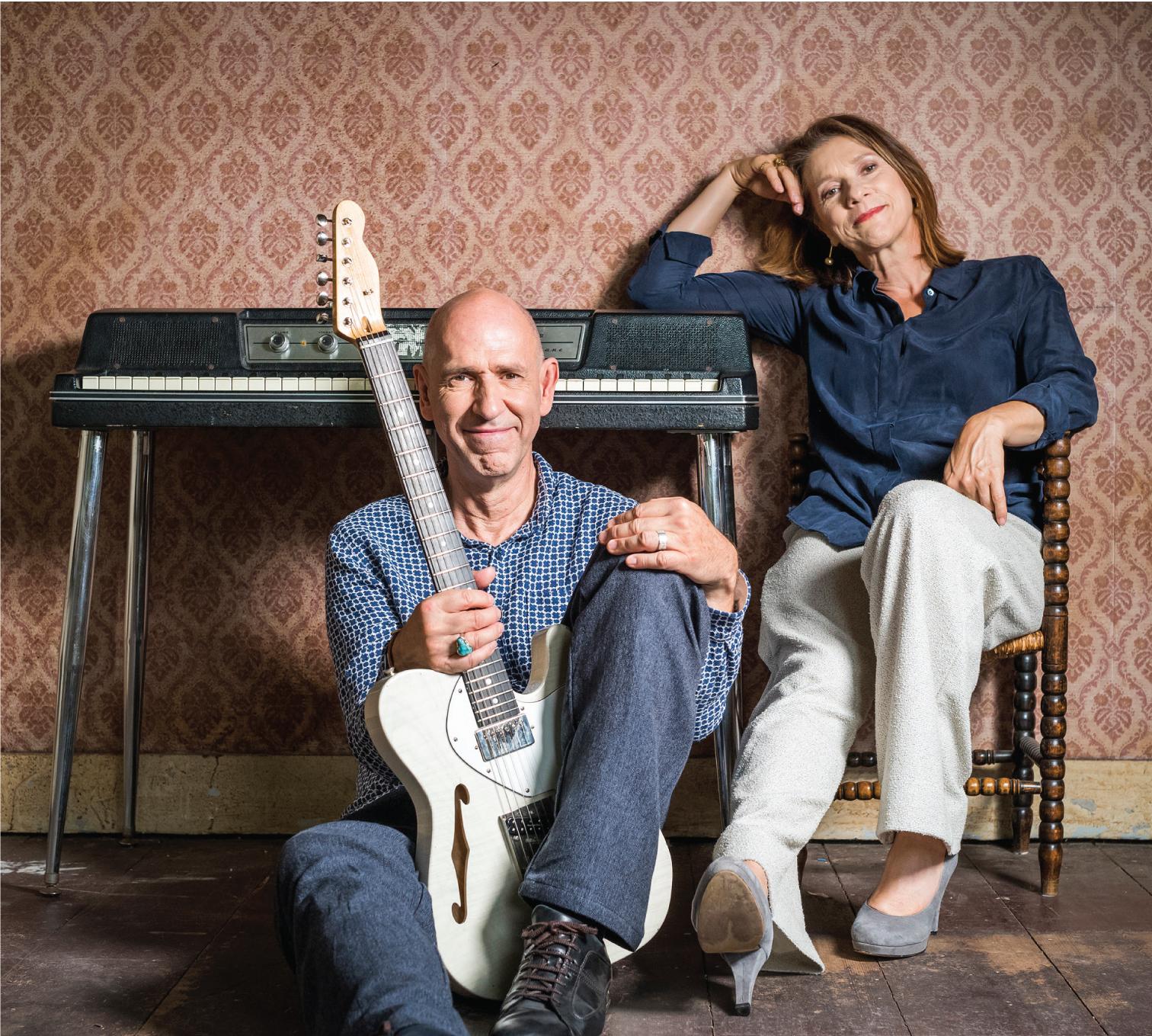 Ineke Vandoorn & Marc van Vugt