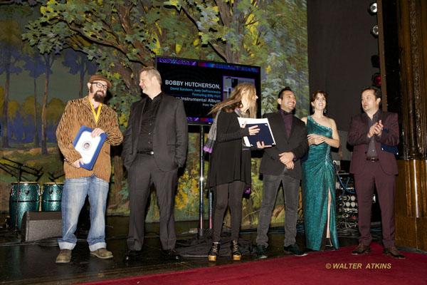 Recording Academy sf 2015 Grammy Nominee Gala