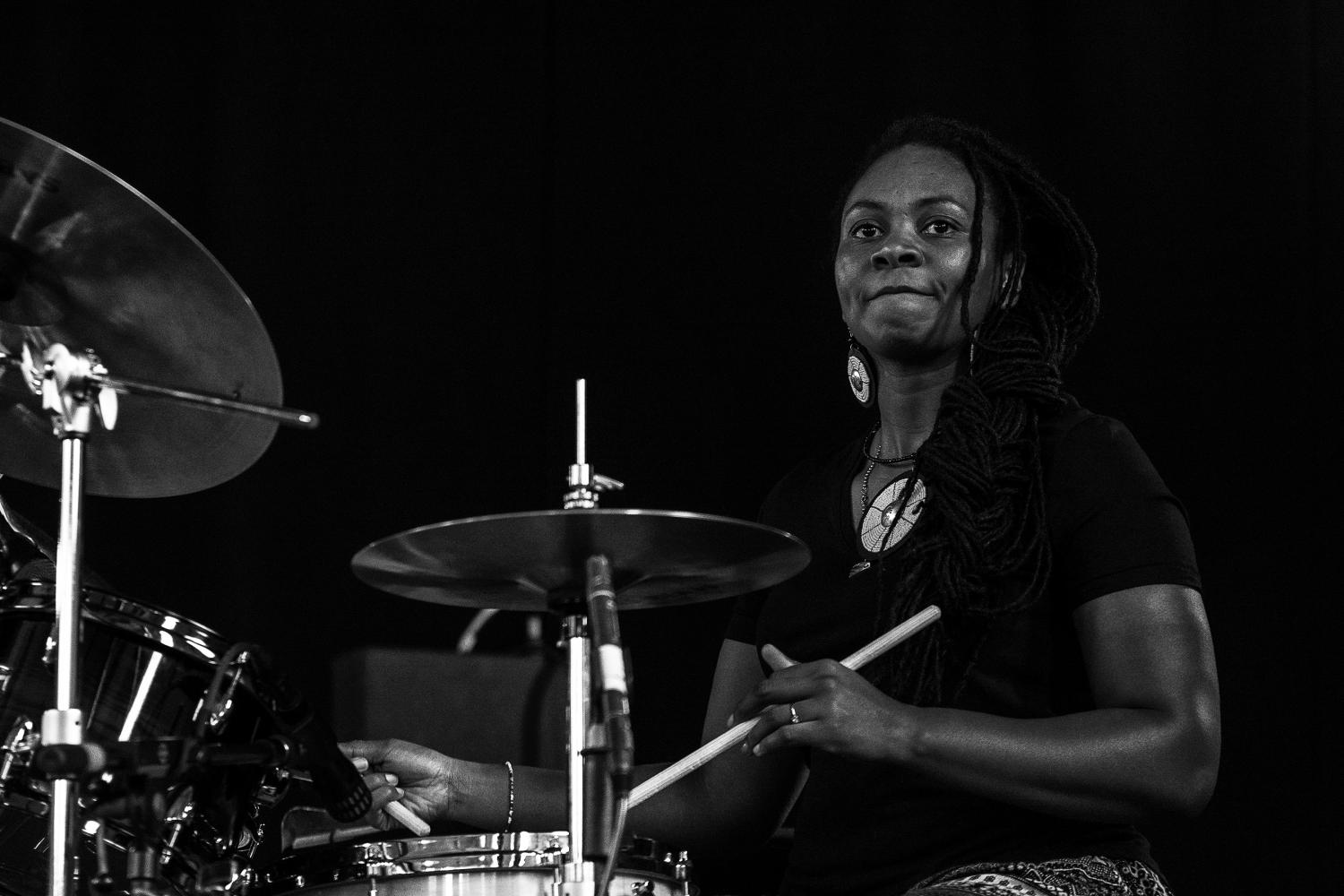 Shirazette Tinnin at Xerox Rochester International Jazz Festival 2017