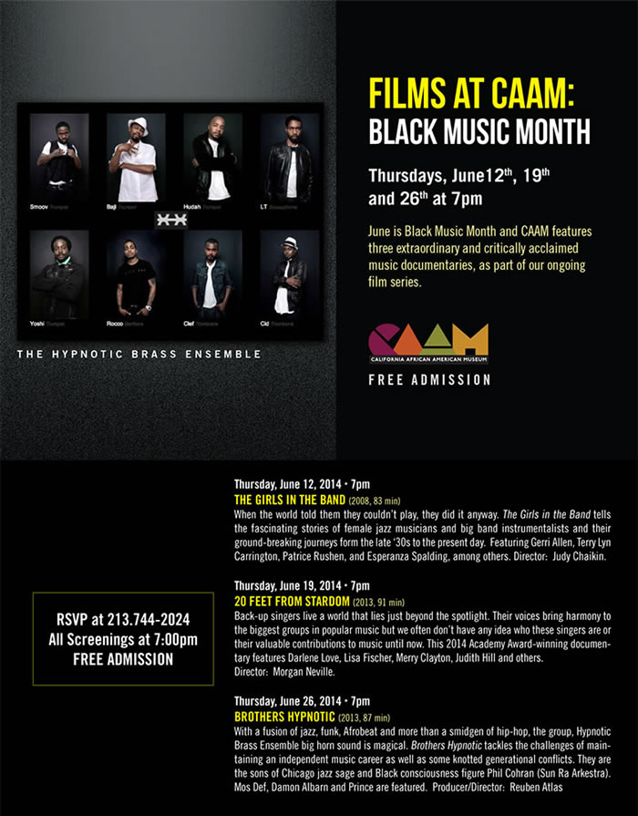 Films at Caam