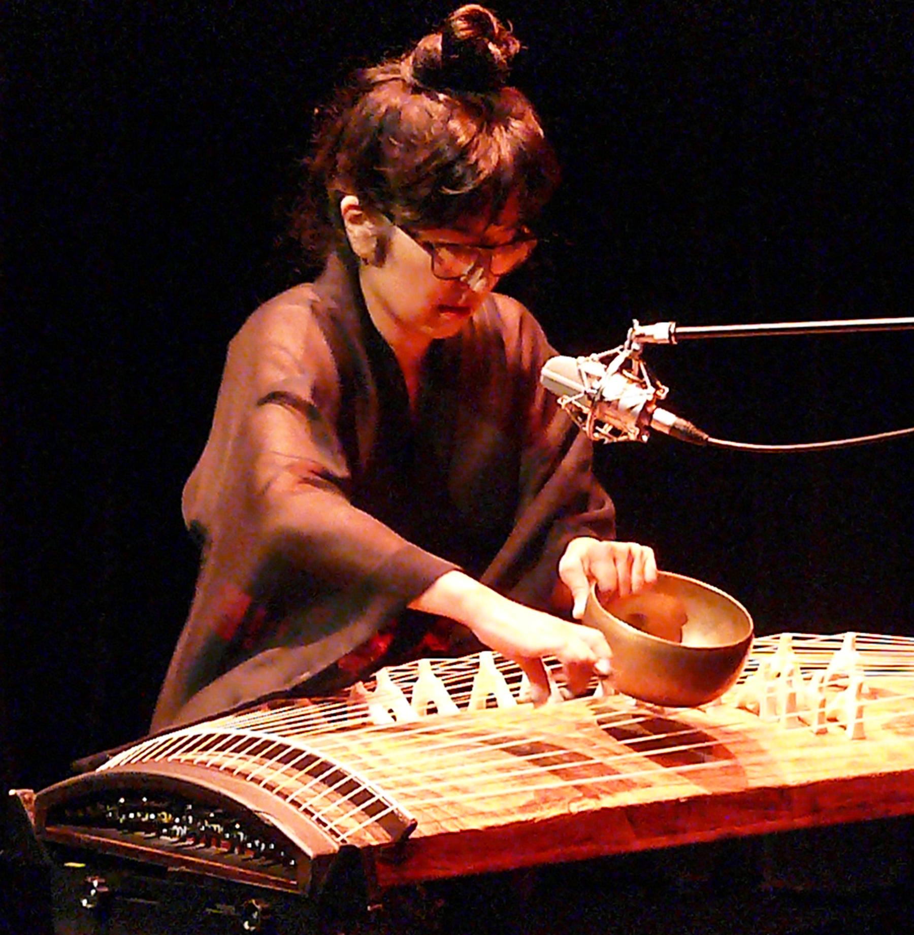 Miya Masaoka at Guelph 2012
