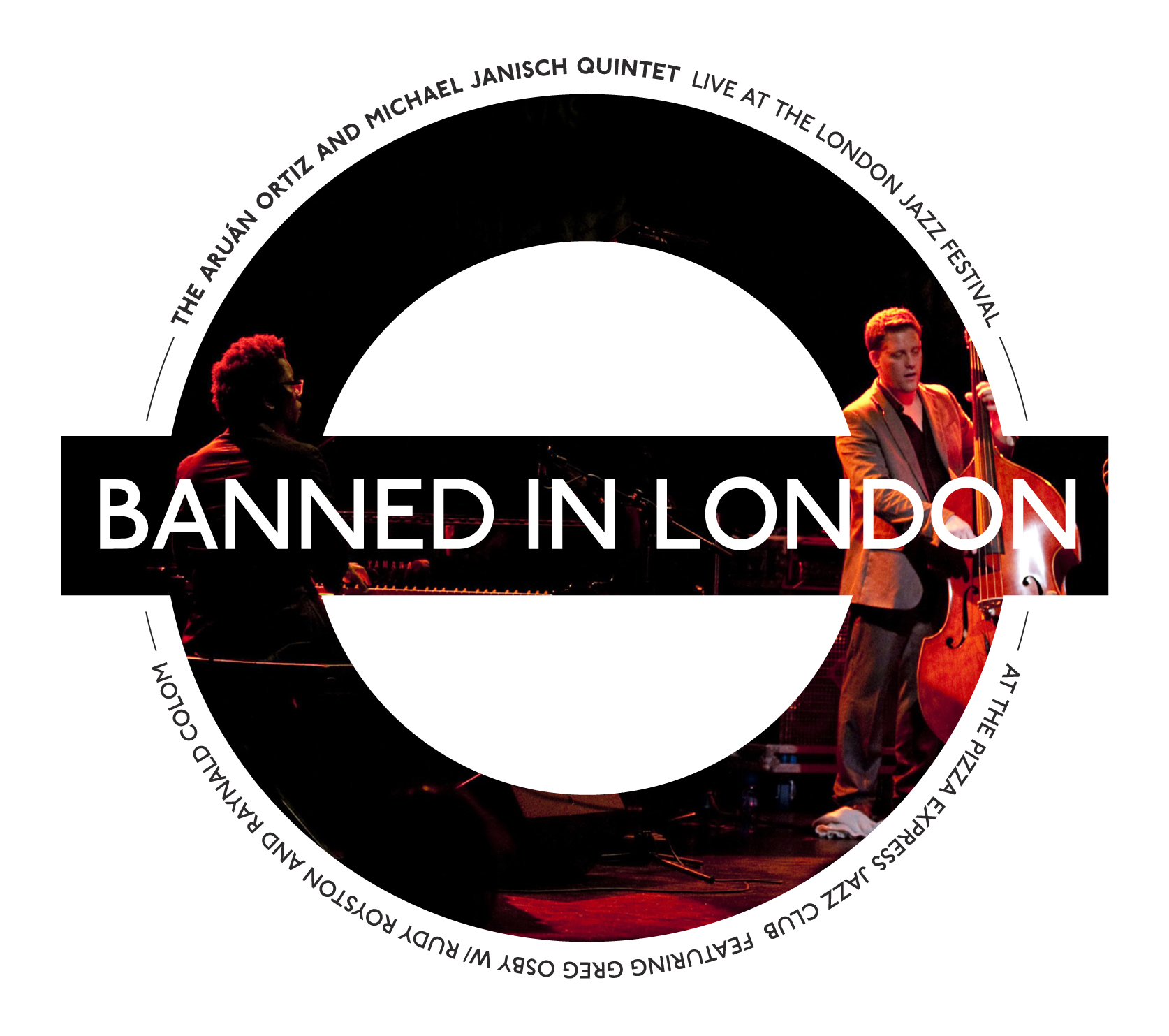 Banned in London Cover Photo