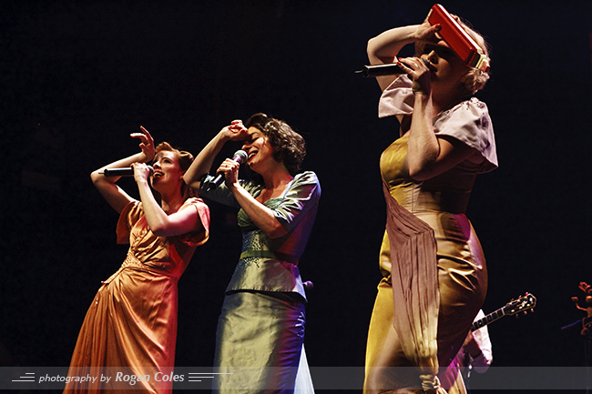 Puppini Sisters / 2007 Montreal International Jazz Festival