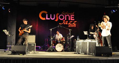 Luca Aquino - Lunaria Quartet
