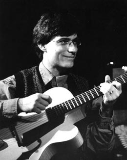 Frank Vignola, 1999 @ Papashon La