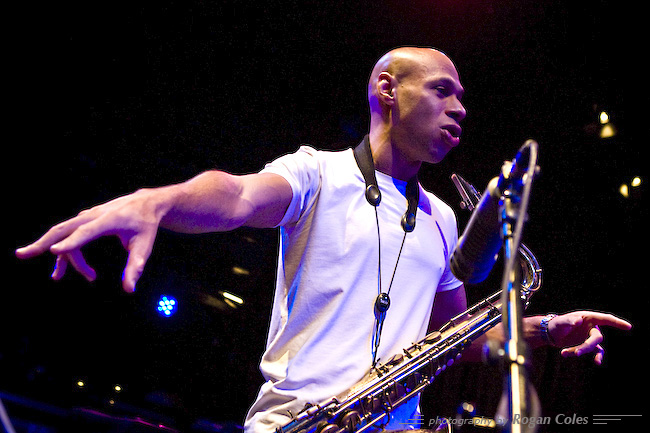 Joshua Redman - 2007 London Jazz Festival.