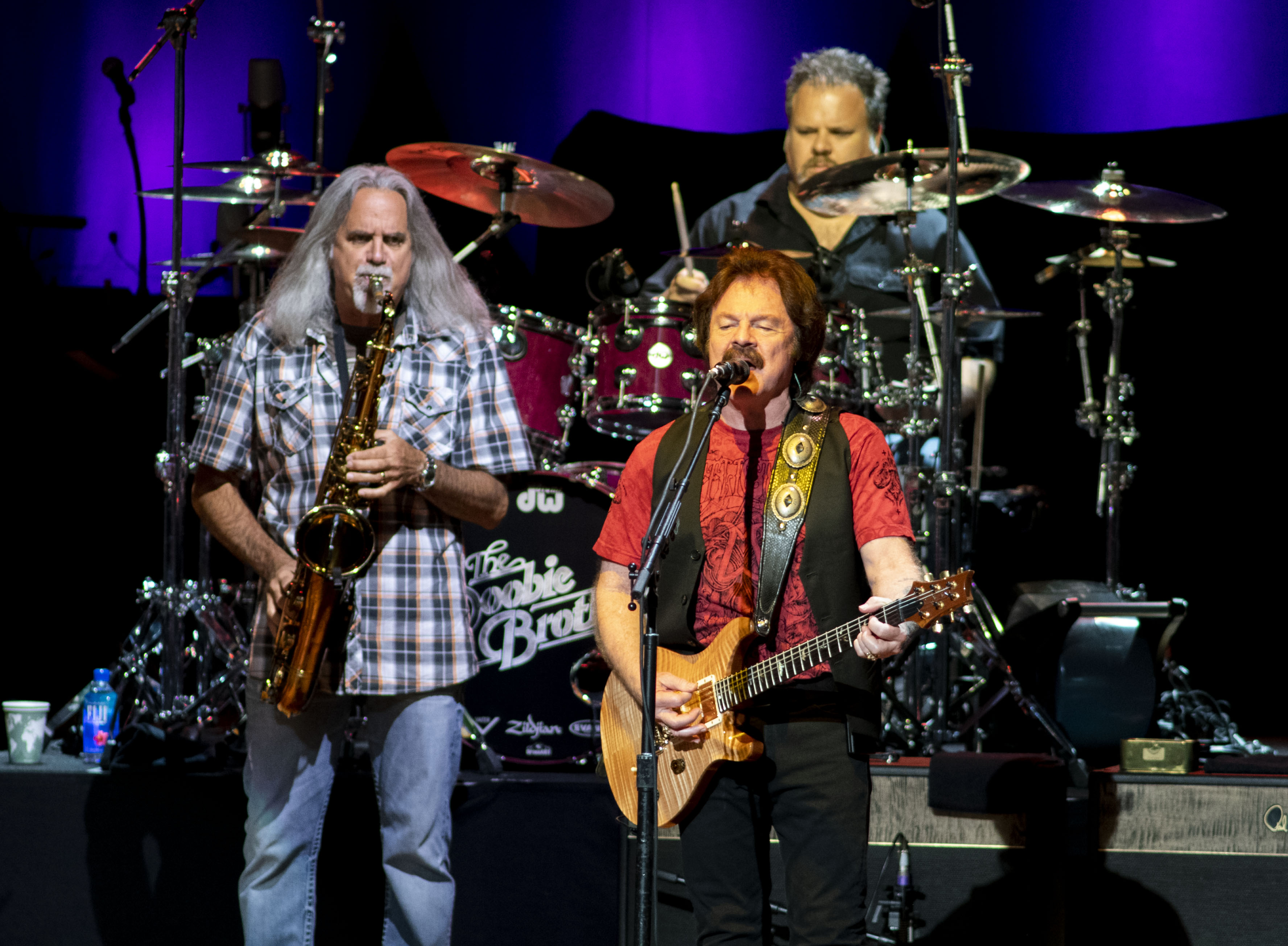 Marc Russo and Tom Johnston